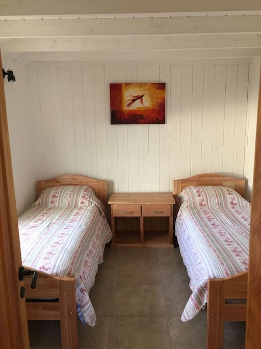Habitación con camas ind