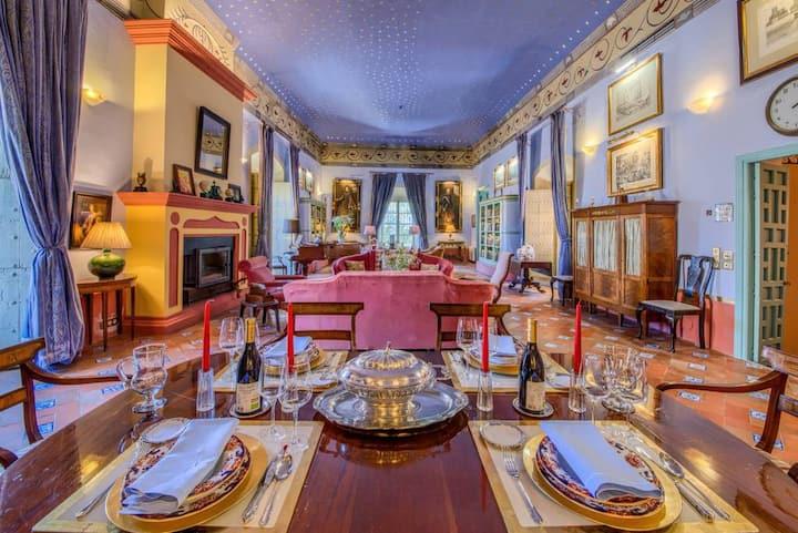 Suite Azul,  at Casa Palacio de Carmona