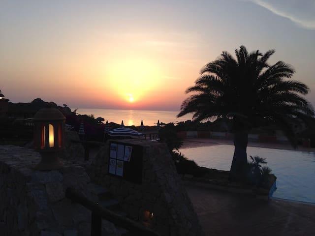 Casa in Villaggio 5 posti letto Isola Rossa - Isola Rossa - Vacation home