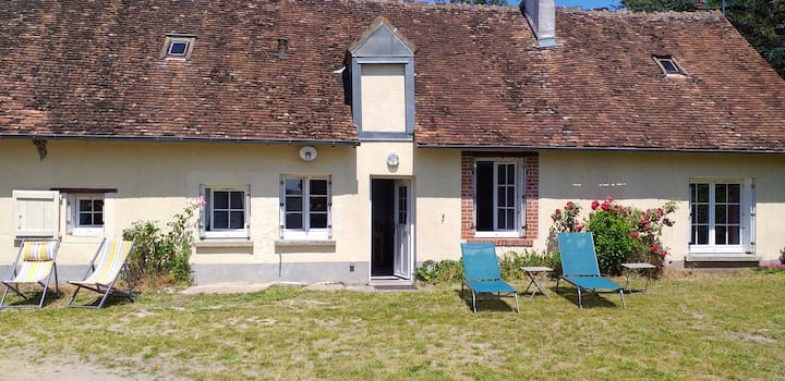 House with 3 bedrooms in Crouy-sur-Cosson, Chambord, with furnished garden and WiFi