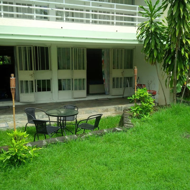 2-Bed apart. with Pool, Garden, Security & Parking