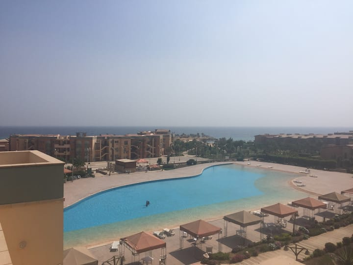 Blumar El Dome/Amazing sea view and relaxing place