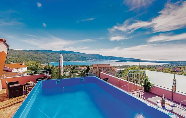 Villa Antonia*****Heatedpool Jacuzzi Sauna Fitness