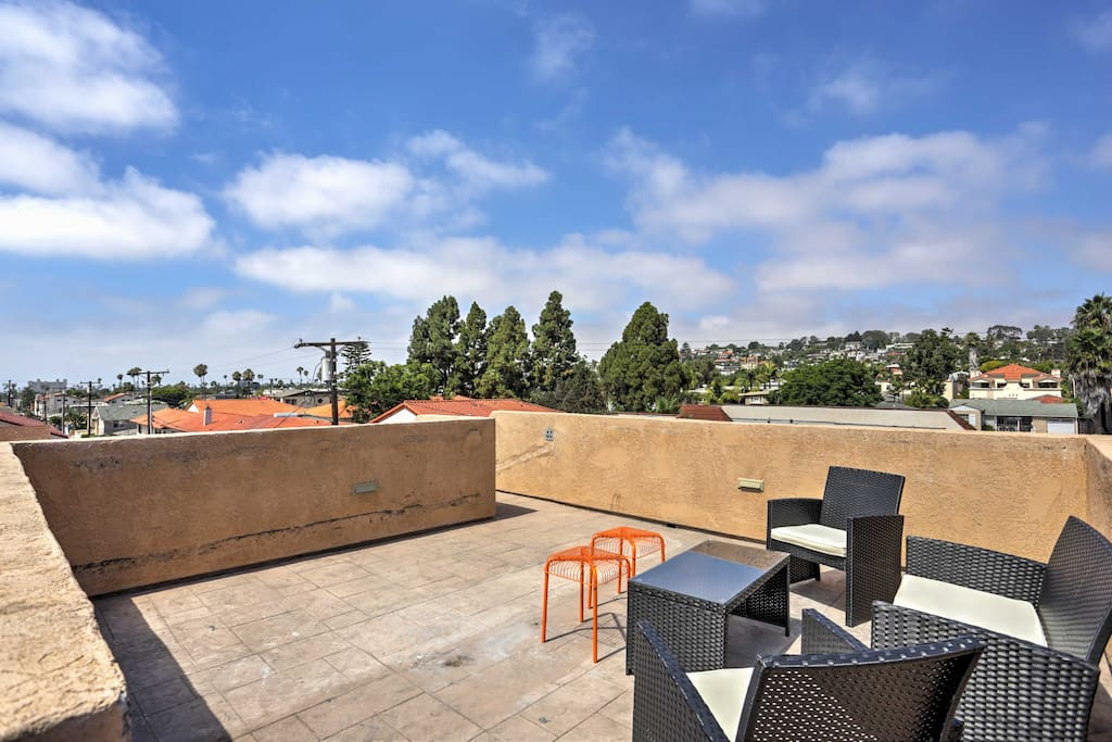Experience San Diego like never before when you stay at this 5-bedroom, 3-bathroom vacation rental house!