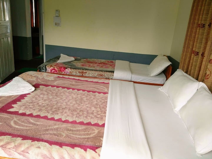 Hotel Fire On The Mountain With Double Bed Room 01