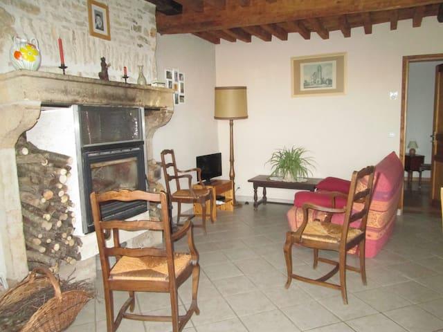 Chez Jean de Vézelay