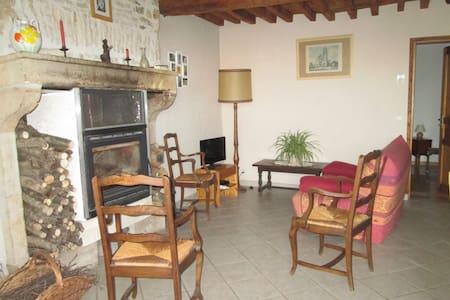 Chez Jean de Vézelay - Fontenay-prés-Vézelay