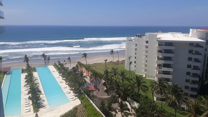Velera - Beach Front Apartment Acapulco Diamante