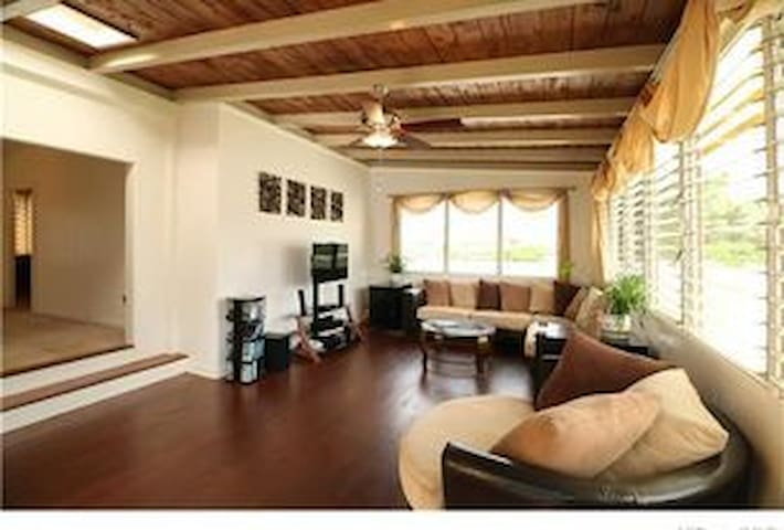North Shore Country Home - Waialua - Hus