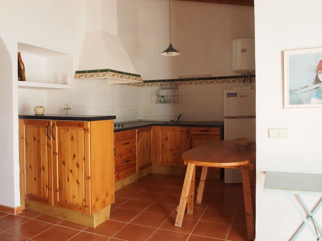 Peaceful apartament with nice views - Santa Maria del Camí - Appartement