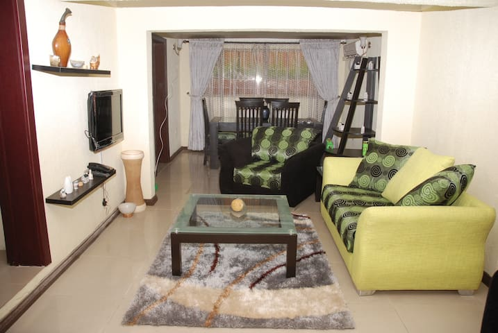Rainbow Apartment ( 3 Bedroom) - Ikeja - Apartment