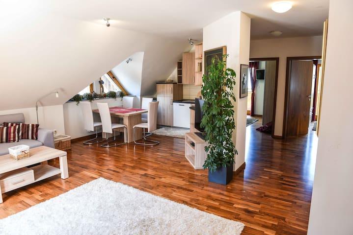 Apartment KIARA - Kranjska Gora - Appartement