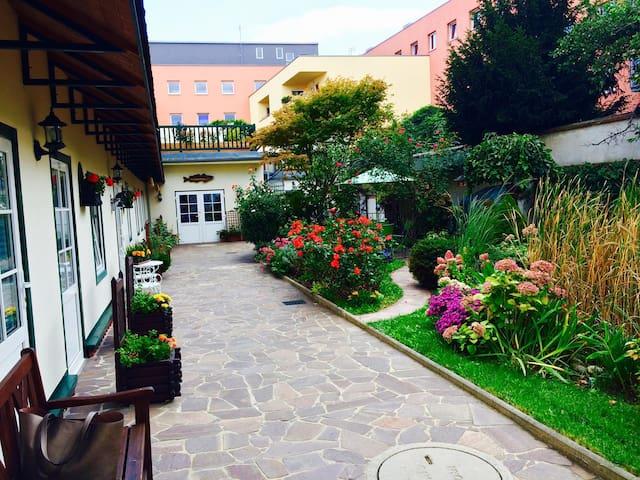 Ruhiges Apartment im Herzen von Krems - Krems an der Donau - Appartement