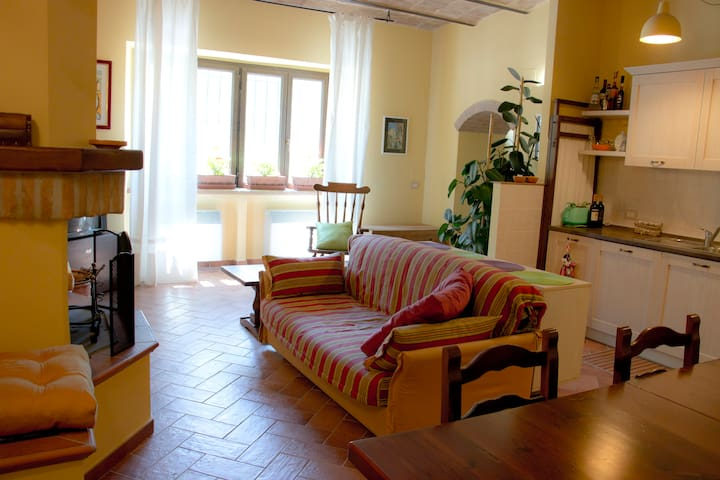 Relax e Comfort in Valnerina - Visso - Appartement