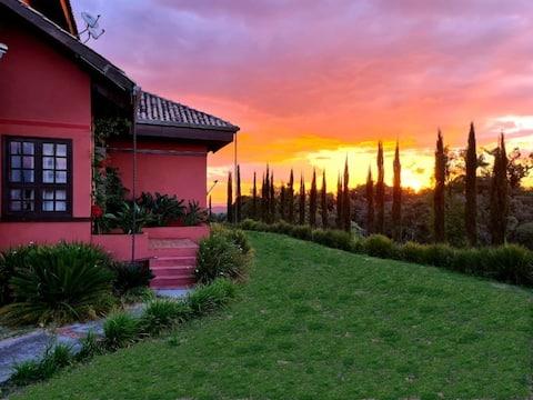 Casa Toscana no Brasil!