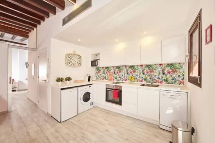 Apartamento de diseño/ La Llonja Casco Antiguo 3