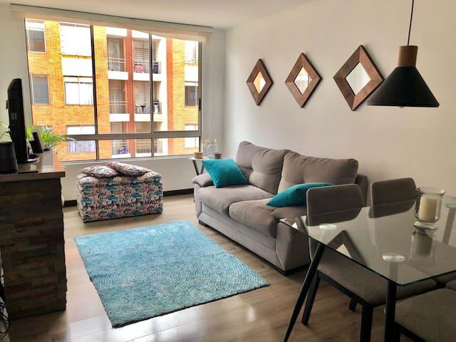 JÖST Fantástica habitación privada en Colina