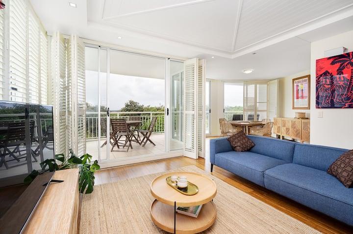 Lavish Mantra on Salt Beach Resort with Views