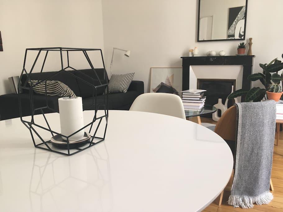 Salon / Salle à manger