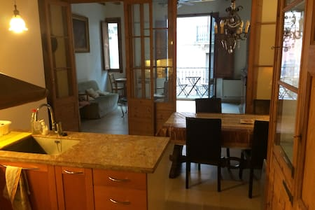 BEL APPARTEMENT CENTRE GOTHIQUE - Barcelona