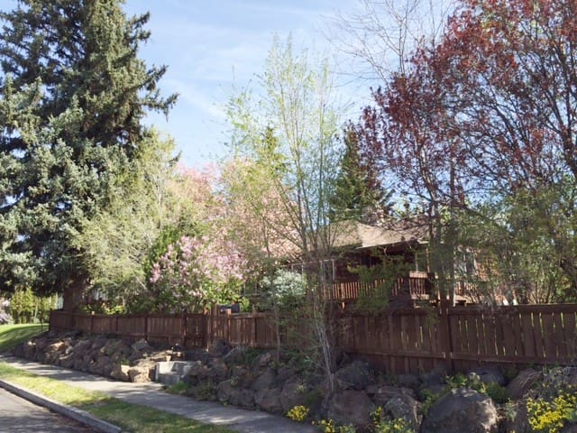 Private Canyon Retreat in the Heart of Redmond