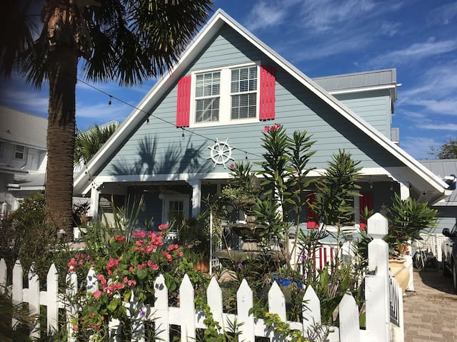 Paradise Found - Saint Augustine Beach - House