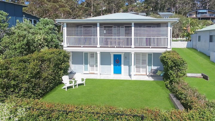 Hyams Beach B&B Terrace suite