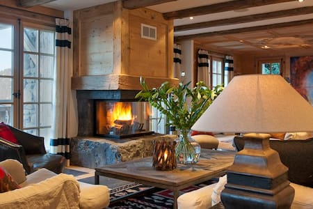 5*Chalet,Heated Pool,Ski IN - Lech