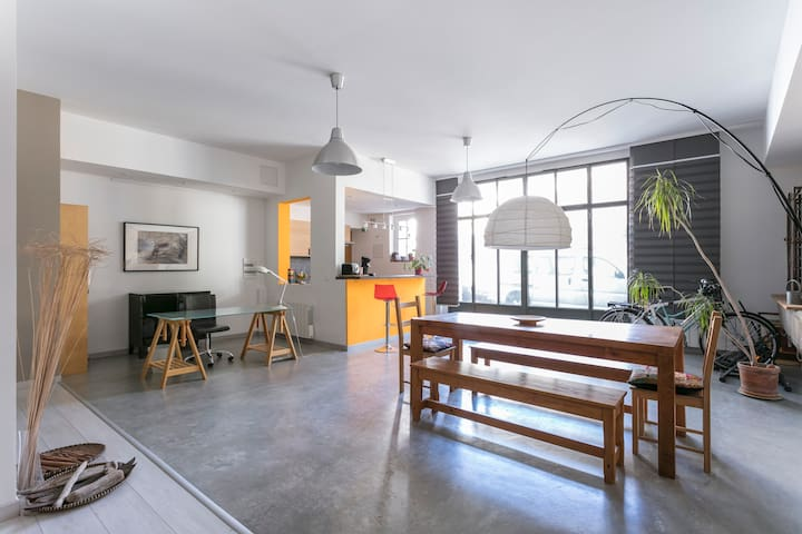 La Laiterie, superbe loft cosy 115 m²