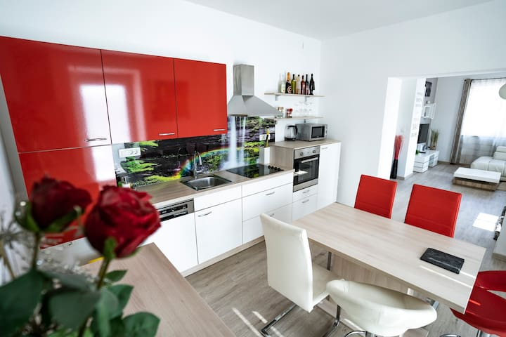 SOFIA home 4 you-  terrace, free parking, WIFI, TV