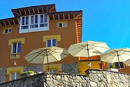 B&B La Casona de Sames. double room whit views - Sames - Bed & Breakfast