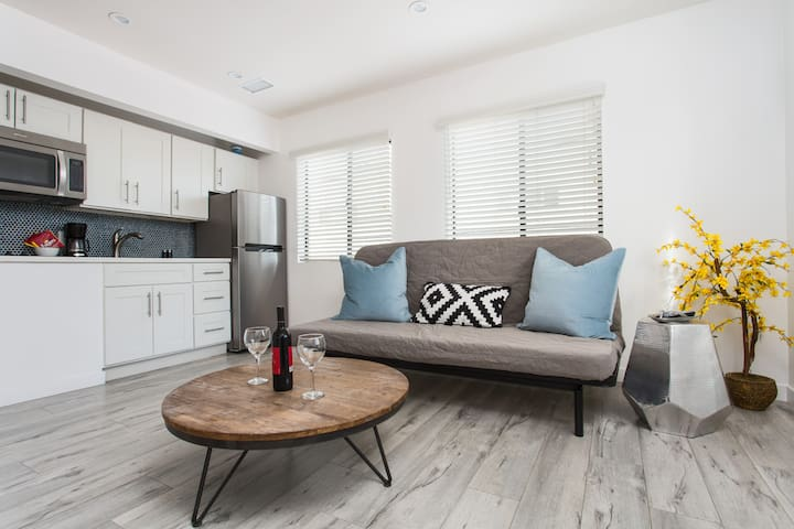 SUNNY 1 BEDROOM IN THE HEART OF VENICE BEACH - #3