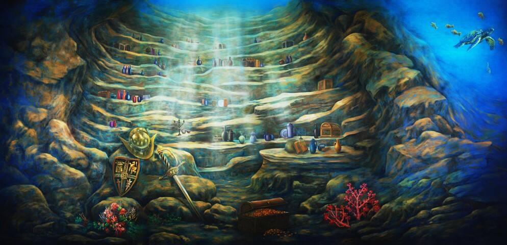 Ariel's Secret Grotto