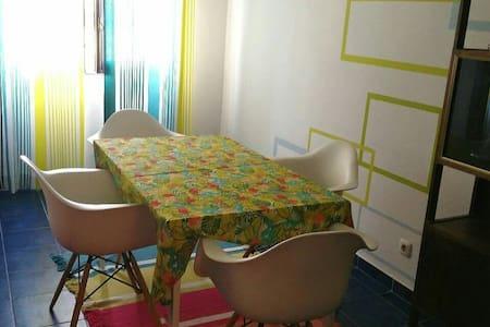 Apartamento em Santa Cruz - Silveira