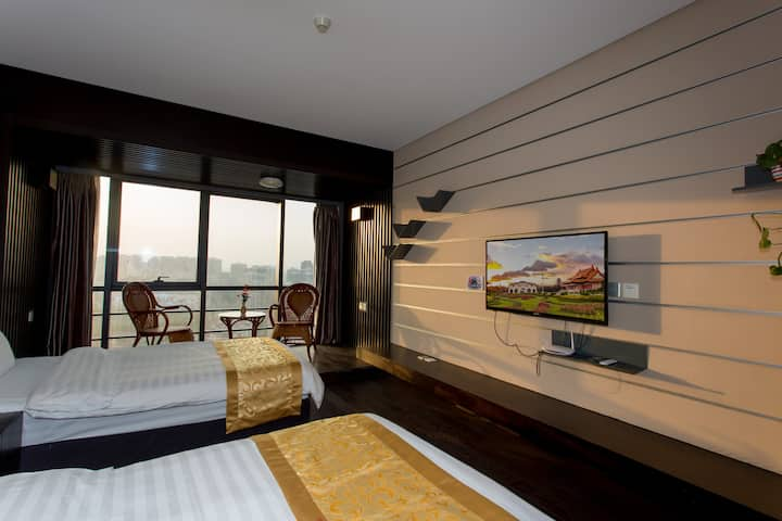 红树林城市阳台海军公园水城欢乐海湾阳光沙滩旅游休闲度假市景亲子间