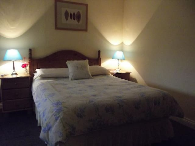 Spacious Comfortable Room In Great Location