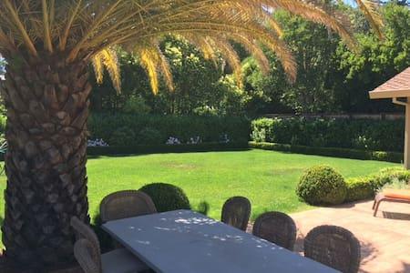 Luxury + Privacy + Coveted Kentfield Location - Kentfield
