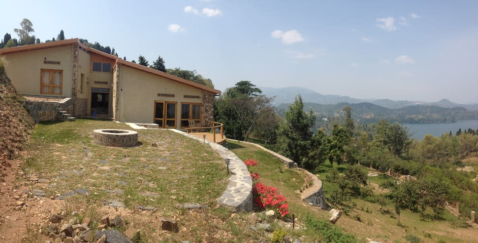 Karongi Lake View Retreat