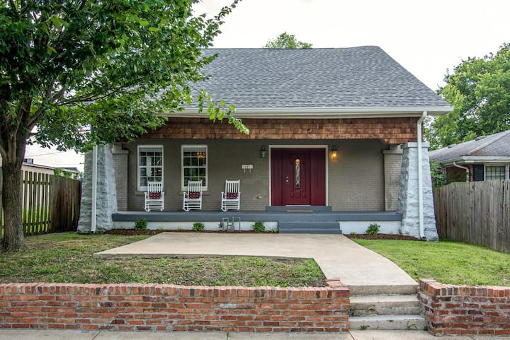 Large Remodeled Home Close to Downtown!
