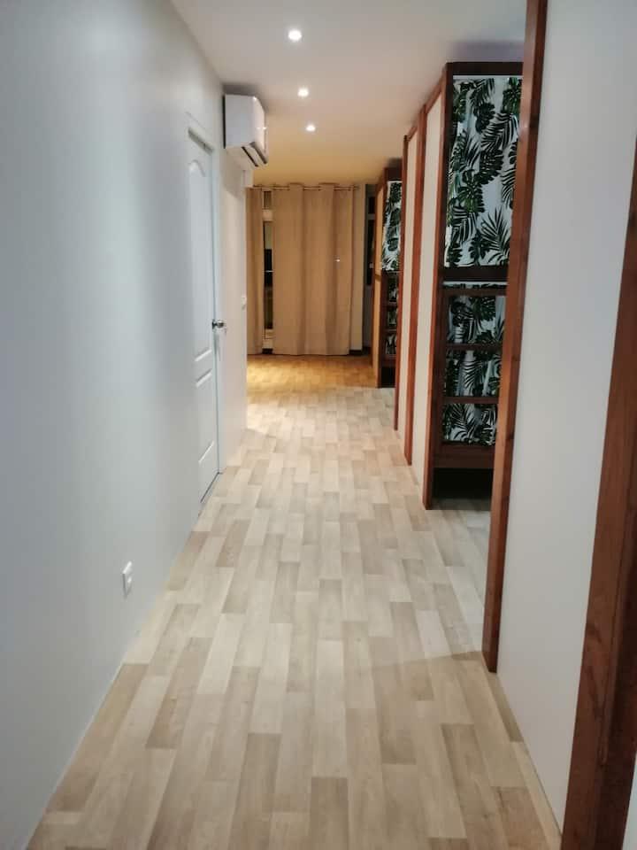 Chez Moeava Raiatea privatisé