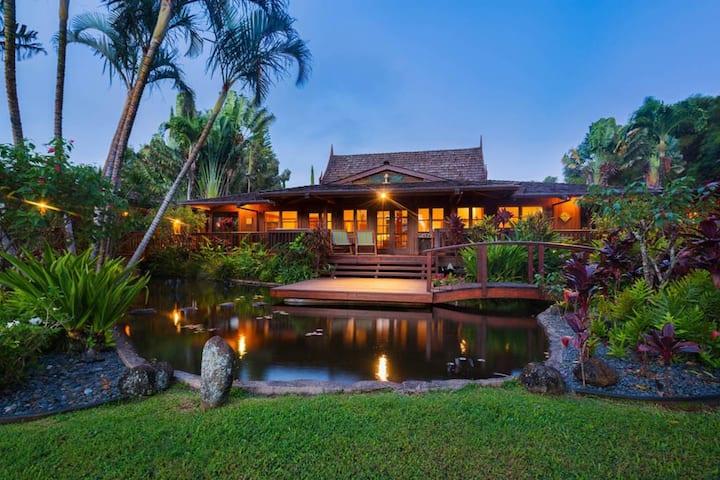 Your Private Retreat; Sauna, Pool, Hot-tub, Tennis