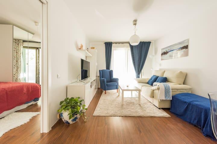 Precioso piso muy bien comunicado - Las Rozas - Daire