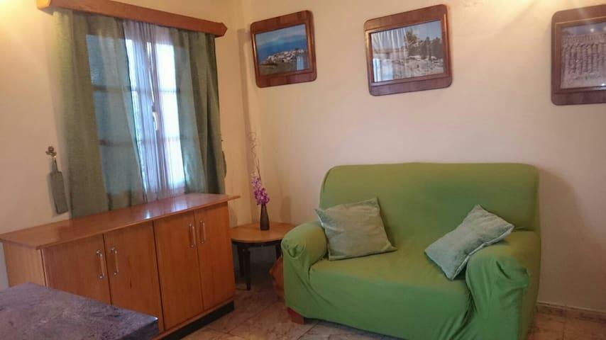 Apartamento el Liriazo - San Sebastián de La Gomera - Lejlighed