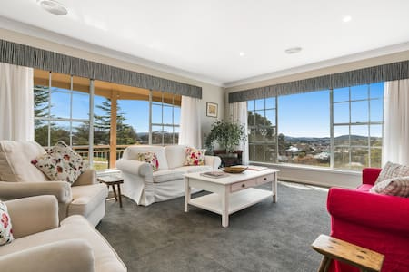 House With A View, Molong, Central West, NSW