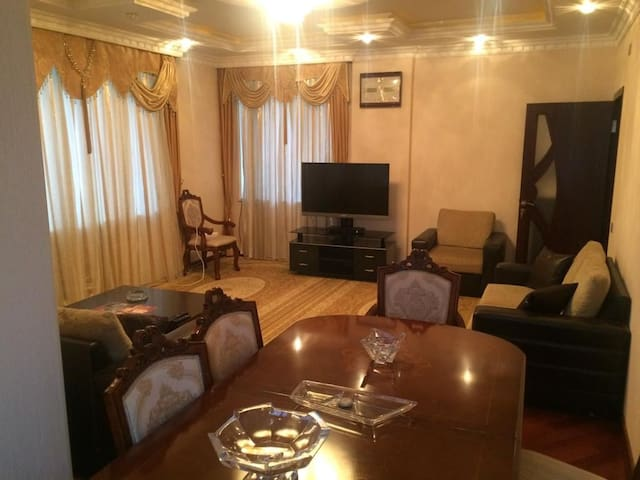3 room apartments, with jacuzzi for max. 6 Persons