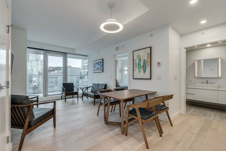 BRAND NEW APARTMENT CENTRALLY LOCATED!