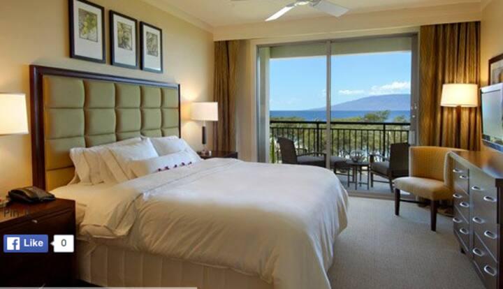 2 BED lockoff TRUE Ocean FRONT Villa PRIME