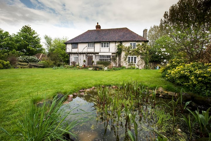 Historic Country Cottage Nr Canterbury, Whitstable