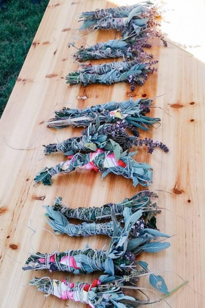 Sage Making