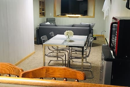 Entire Guest Suite with separate entrance